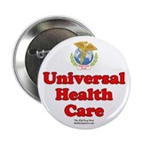 "Universal Health Care 2.25"" Button (100 pack)"
