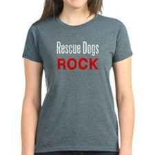 Rescue Dogs Rock Tee