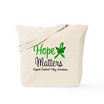 Cerebral Palsy HopeMatters Tote Bag