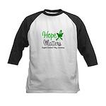 Cerebral Palsy HopeMatters Kids Baseball Jersey