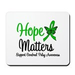 Cerebral Palsy HopeMatters Mousepad