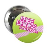 "2.25"" Jessica 3 Button (10 pack)"