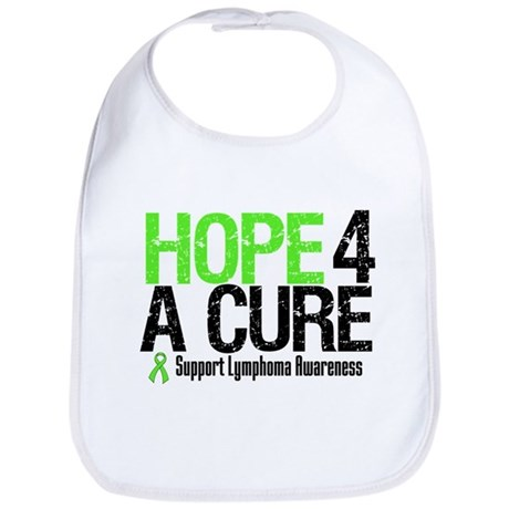 Lymphoma Hope 4 a Cure Bib