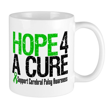 Cerebral Palsy Hope Mug