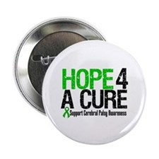 "Cerebral Palsy Hope 2.25"" Button"