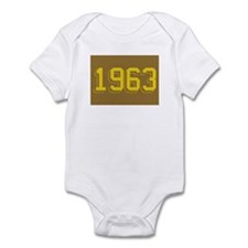 1963 Infant Bodysuit
