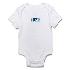 1922 Infant Bodysuit