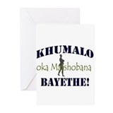 Khumalo Matshobana Greeting Cards (Pk of 10)