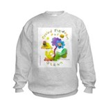Cloud Flowers for Obama Sweatshirt