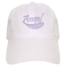 Unique Feather Baseball Cap