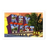 Key West Florida Greetings Postcards (Package of 8