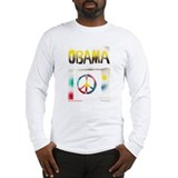 Peace of Graffiti Long Sleeve T-Shirt