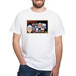 Ocean City New Jersey White T-Shirt