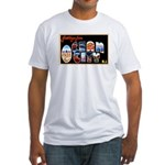 Ocean City New Jersey Fitted T-Shirt