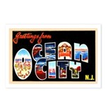 Ocean City New Jersey Postcards (Package of 8)