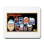 Ocean City New Jersey Mousepad