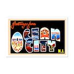 Ocean City New Jersey Mini Poster Print