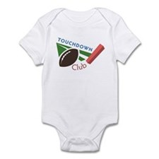 Touchdown Club Infant Bodysuit