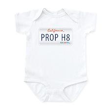 California GayRites Infant Bodysuit
