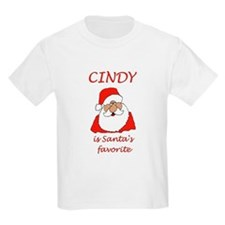 Cindy christmas T-Shirt