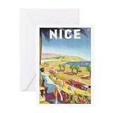 Nice France Greeting Card