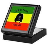 Cute Dreads Keepsake Box