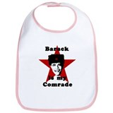 Barack is my Comrade Bib