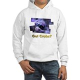 """Got Crabs?"" Jumper Hoody"
