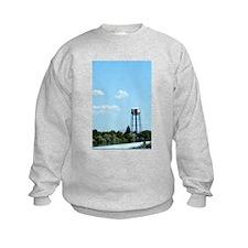 Water Tower - Blue Sweatshirt