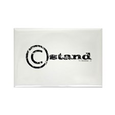 C-Stand Film Crew Rectangle Magnet (100 pack)