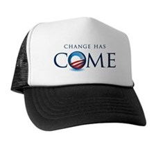 Change Has Come Trucker Hat