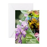 Spring Has Sprung NOTE CARDS (10 Pk)