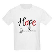 Bone Cancer HOPE T-Shirt