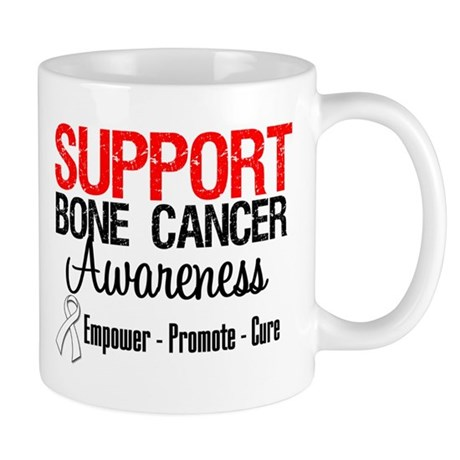 Bone Cancer Support Mug