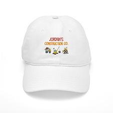 Jordan's Construction Tractor Cap