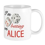 I'm betting on ALICE. Mug