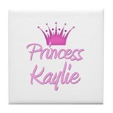 Princess Kaylie Tile Coaster