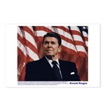 Reagan on Marx and Lenin Postcards (Package of 8)