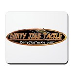 Dirty Jigs Tackle Mousepad