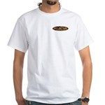 Dirty Jigs Tackle White T-Shirt