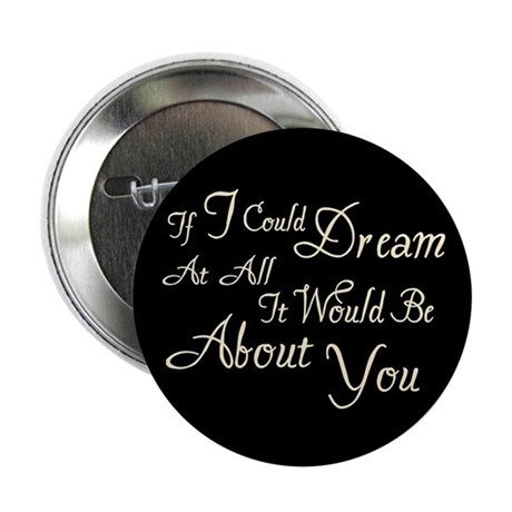 "Twilight Dream Edward 2.25"" Button"