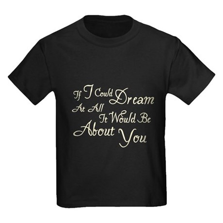 Twilight Dream Edward Kids Dark T-Shirt