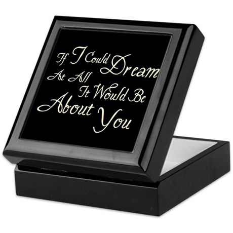 Twilight Dream Edward Keepsake Box