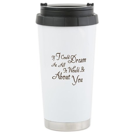 Twilight Dream Edward Ceramic Travel Mug
