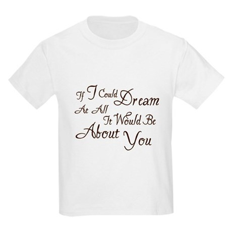 Twilight Dream Edward Kids Light T-Shirt