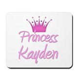 Princess Kayden Mousepad