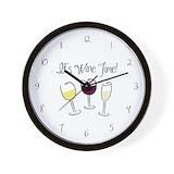 Alcohol Wall Clocks