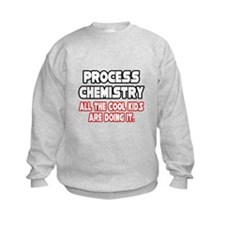 """Process Chemistry.Cool Kids"" Sweatshirt"