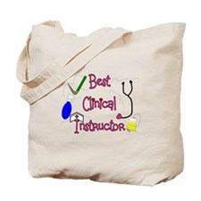 Unique Nurse instructor Tote Bag