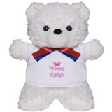 Princess Katlyn Teddy Bear